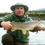 Eddie Olwell with Big Brown