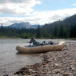The South Fork of the Flathead Scenic
